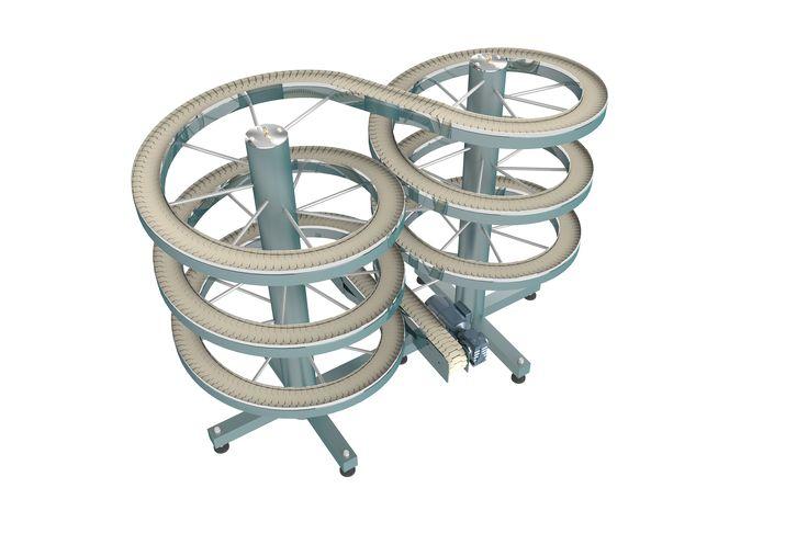 NEXUS Spiral Buffer