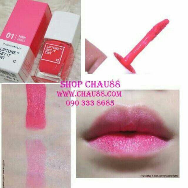 Son môi Liptone Get It Tint #1 với giá ₫135.000 chỉ có trên Shopee! Mua ngay: http://shopee.vn/shopchau88/4427144 #ShopeeVN