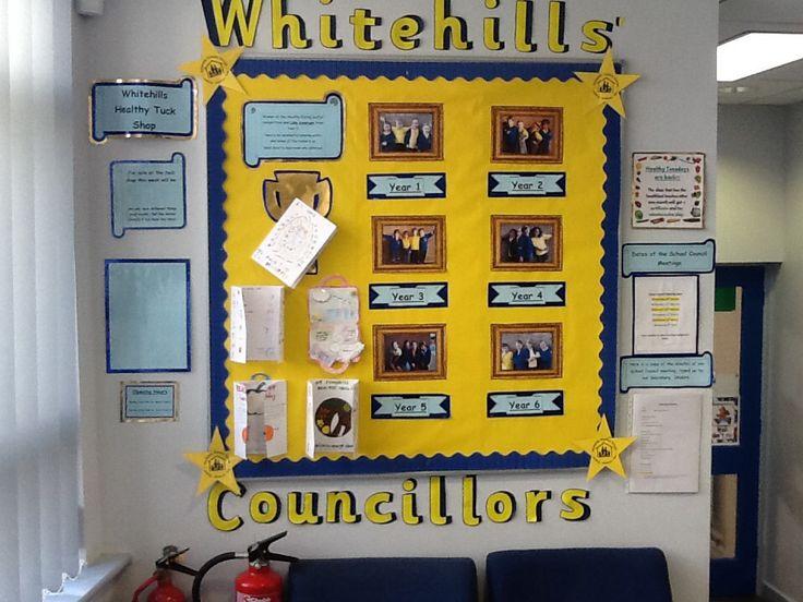 School Council Display
