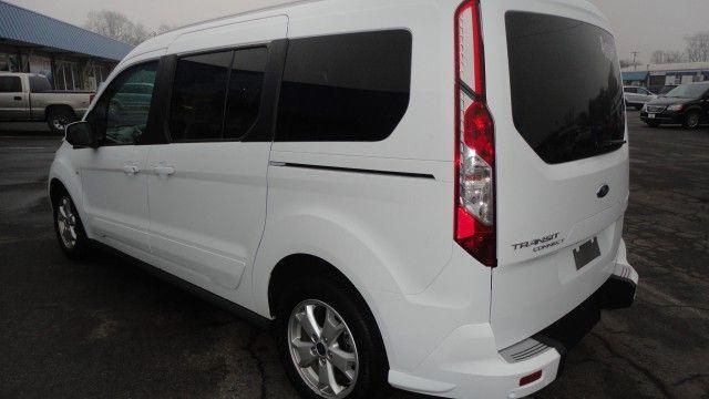 2013 Ford Transit Connect Camper For Sale In Bellingham