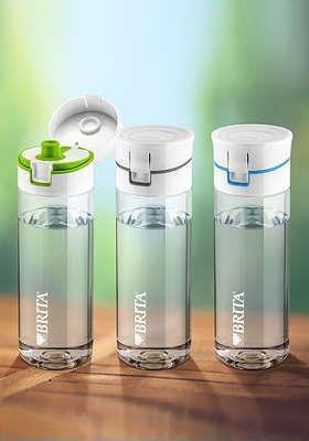 BRITA Fill&Go Portable Water Filter Bottle: eGlobal Shoppers