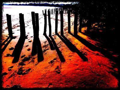 Voici la plage de gatseau à l'Île d'Oléron. #Plage #Gatseau
