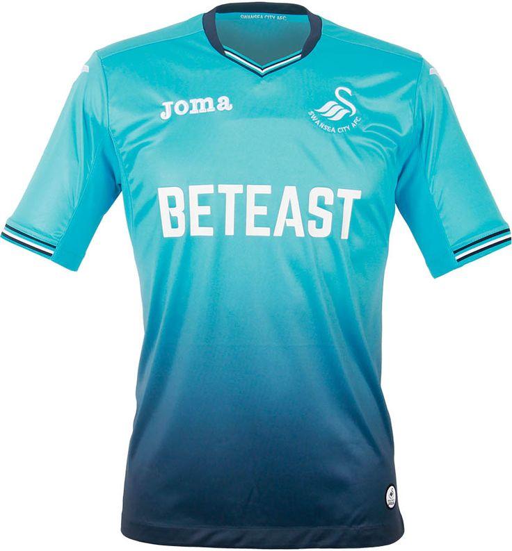 Swansea City AFC (Wales) - 2016/2017 Joma Away Shirt