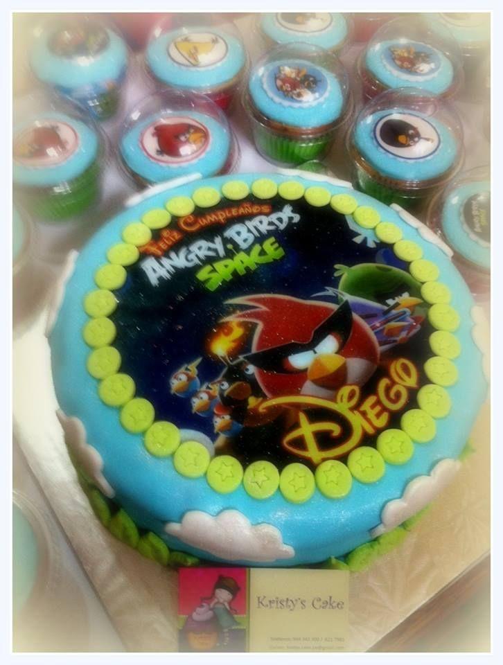 #cakes #torta #lima #peru #angry birds