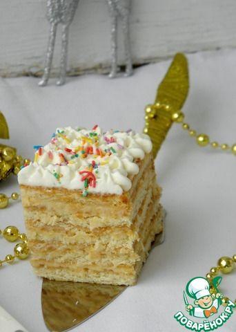 Лимонный торт ингредиенты