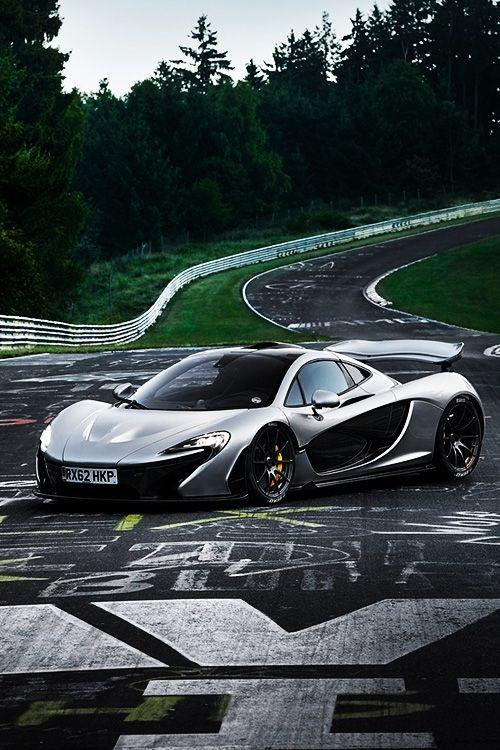 2013 McLaren P1 at Nurburgring (by Eddie Phạm) (#FTA)