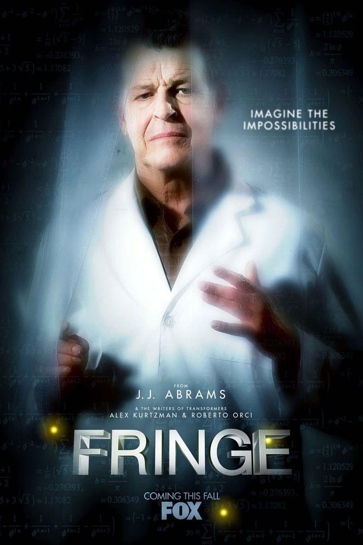 Série TV Fringe : Walter Bishop cite Holmes - Société Sherlock Holmes de France (SSHF)