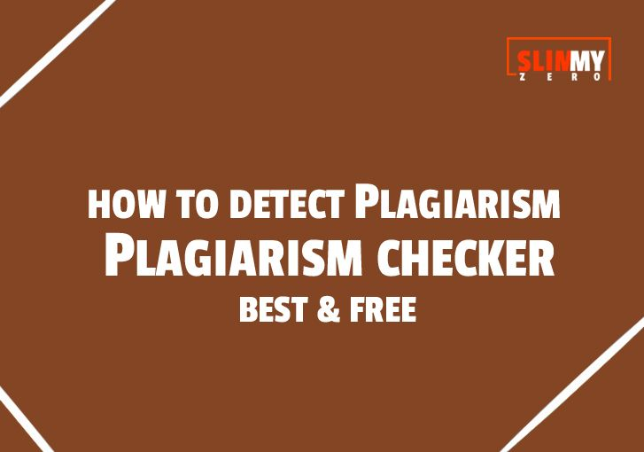 Once your blog affected by plagiarism then your site is in danger. You have to remove all the plagiarism from your blog. Now see a free plagiarism checker t