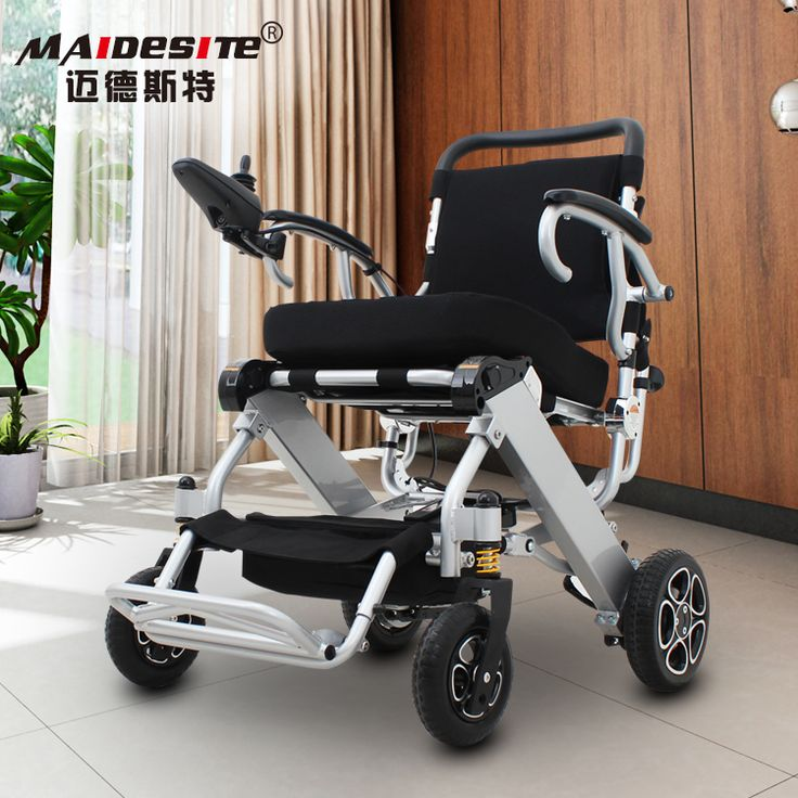 Cheap price folding power electric disabled wheel chair for sale