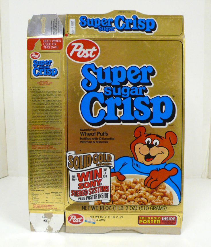 1000+ Images About Vintage Cereal Boxes On Pinterest