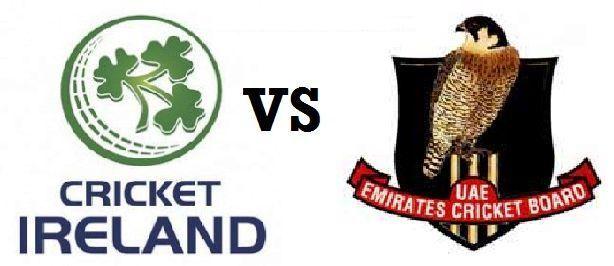 Watch Live Ireland (IRE) VS United Arab Emirates (UAE) at Sylhet