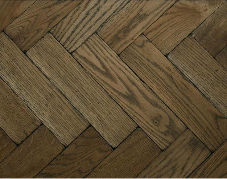 Broadleaf Vintage Worn Oak Parquet Flooring - an authentic reclaimed look parquet floor without the fuss. A wonderfully adaptable grey parquet floor, gently distressed in a choice of blocks or chevrons. To find out more visit our website or call 01269 851 910.