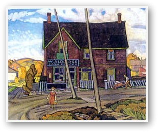 AJ Casson - Country Store