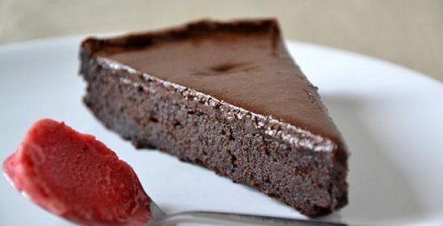 Gâteau au chocolat minute au micro-ondes - Ligne en ligne