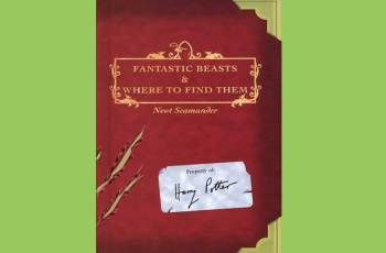 Harry Potter Fantastic Beasts and Where to Find Them Pdf Download