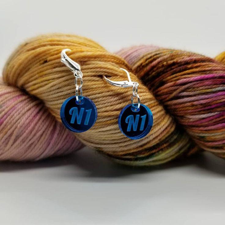 ️Needle 1 Reminder 🔹️Great for Magic Loop & DPN Knitting ...