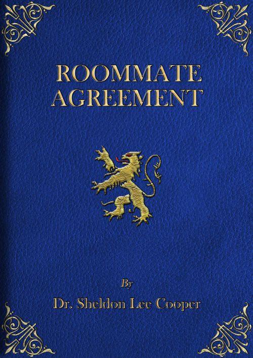 The Roommate Agreement bigbangtheory.wikia.com