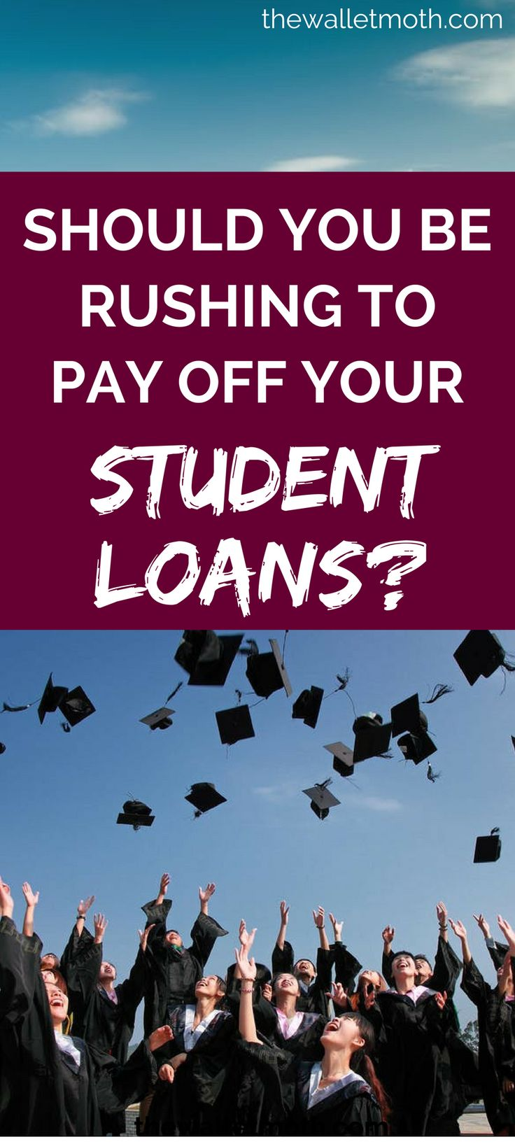 For some people, repaying your student loan debt as quickly as possible is not a good idea! This super useful guide explains everything to do with UK Student Loans and the best way to approach getting out of debt!