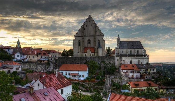 Panorama ze zamku