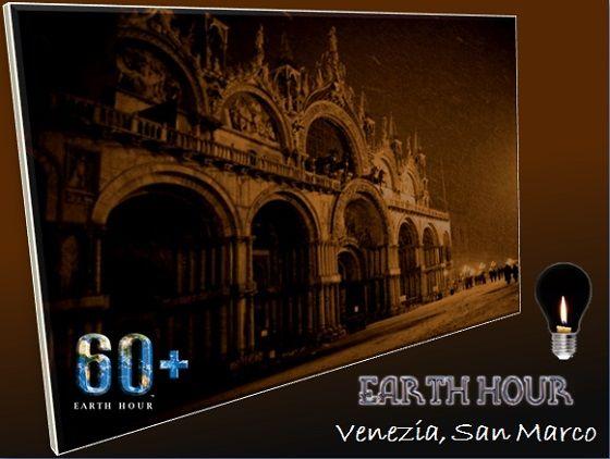 Risultati immagini per venezia l'ora della terra