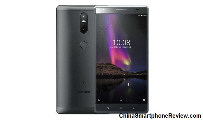Lenovo Phab2 Plus - a low end 6.4 inch Phablet with Dual Rear Cameras | China Smartphone Review
