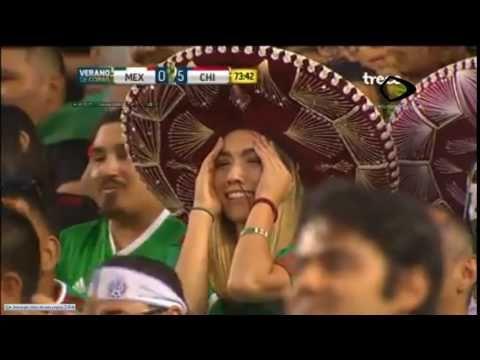 Ξέσπασαν οι Μεξικανοί (vid) > http://arenafm.gr/?p=204314