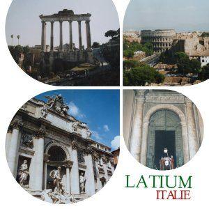 Latium/ Lazio Italie (Rome, Vatican, lac de Bolsena, lac de Bracciano)