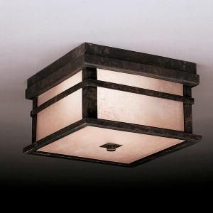 Outdoor Ceiling 2Lt : 9830AGZ | Living Lighting Owen Sound