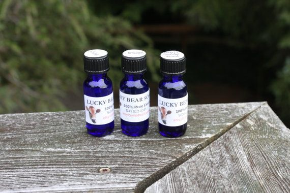 Aromatherapy Pure Organic CITRONELLA Essential Oil by LuckyBearSoap, $6.00    calming