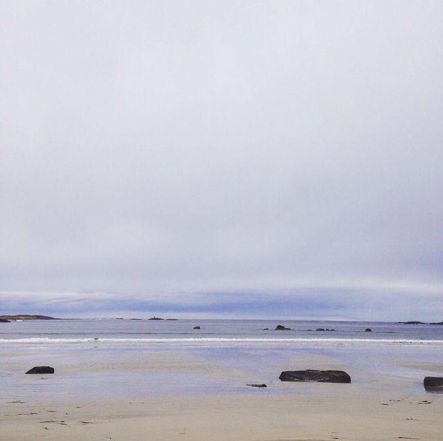 Farstadstranden -Atlantic Ocean March 2016