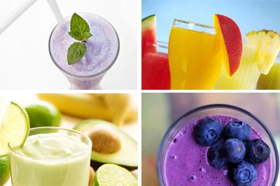 liquid diet plan recipes