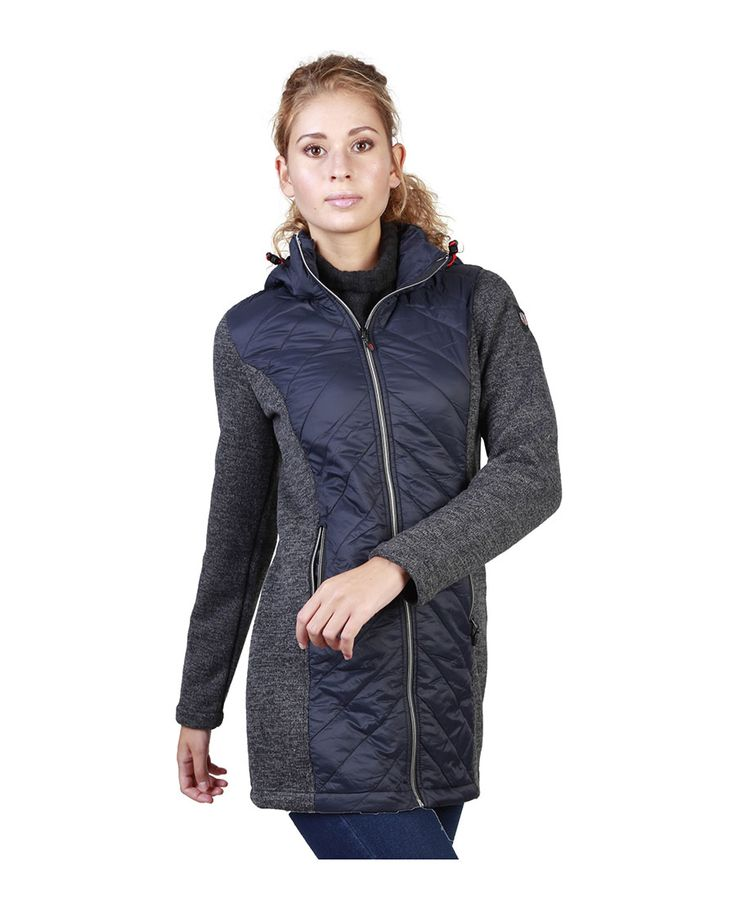 Giacca donna  NORWAY GEOGRAPHICAL Tally_woman Blu - titalola.com