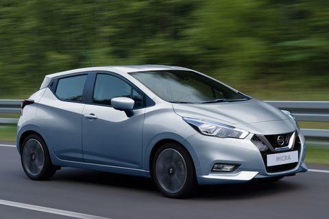 Nissan heeft zojuist het doek verwijderd van de hagelnieuwe vijfde generatie van de Micra!
