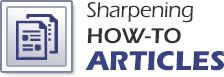 Sharpening How-To Articles