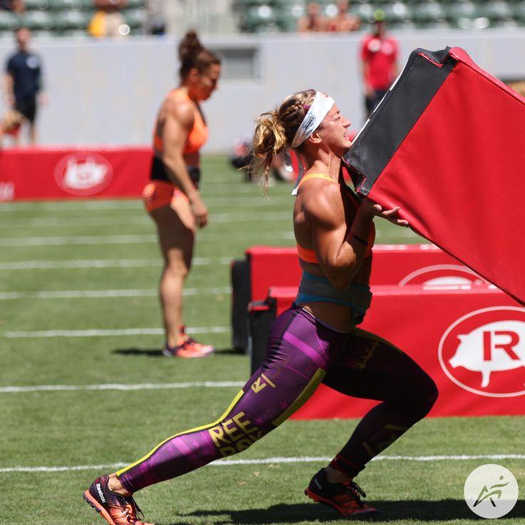 Jenn Jones   2015 CrossFit Games   Airrosti