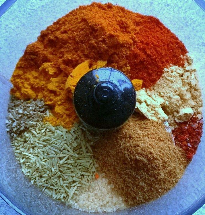 DIY Fernes Land Salz für exotische Gerichte mit dem gewissen Pfiff :)