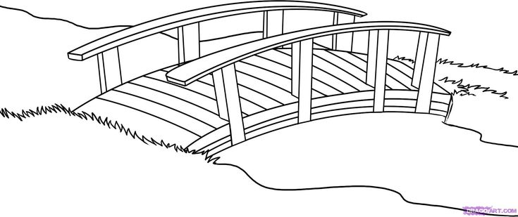 bridge clip art