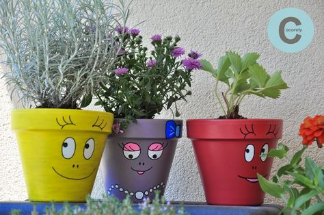 Les Fåntåisies de Cocorely: Les Barba-pots