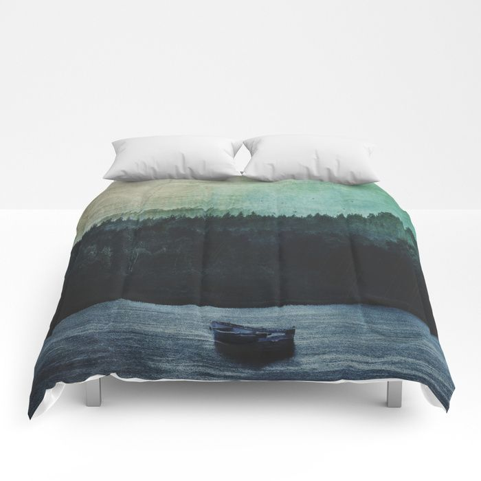 Great mystical wilderness Comforters by HappyMelvin | Society6