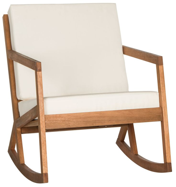 Vintage Smith Outdoor Rocking Chair