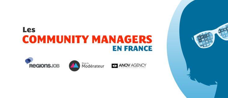 Profil type des Community Managers en France – Edition 2013