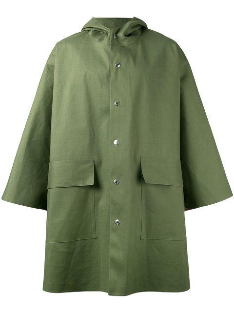 MACKINTOSH oversized raincoat. #mackintosh #cloth #raincoat