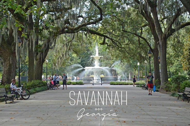 """We're not at all like the rest of Georgia. We have a saying: If you go to Atlanta, the first question people ask you is, 'What's your business?' In Macon they ask, 'Where do you go to church?' In Augusta they ask your grandmother's maiden name. But in Savannah the first question people ask you is 'What would you like to drink?"" — John Berendt, Midnight In The Garden Of Good And Evil"