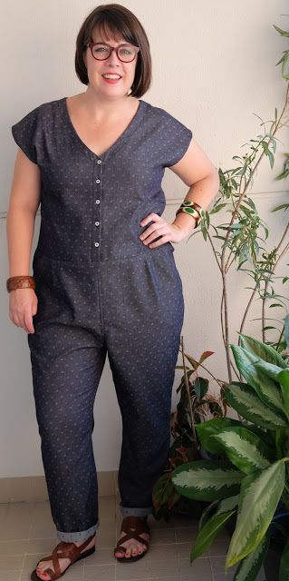 Cookin' & Craftin': Marilla Walker Roberts Collection Jumpsuit