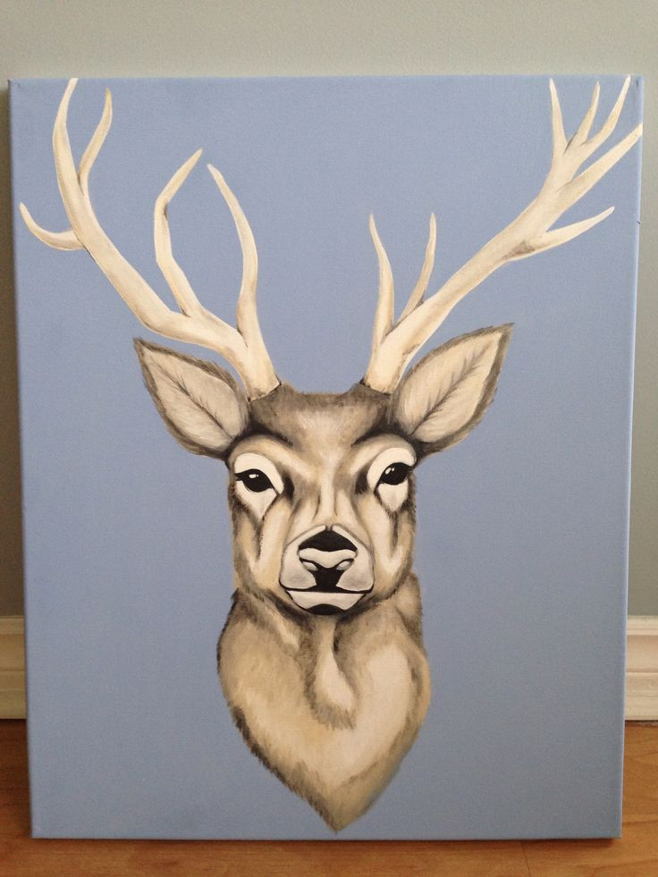 Painting With Acrylic On Canvas Tips