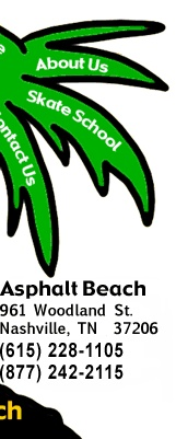 Asphalt Beach - Inline Skate Shop and School