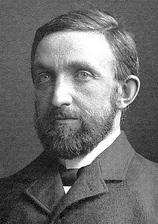 Lénárd Fülöp (1862-1947) Nobel-díjas fizikus Hungarian