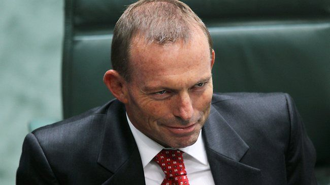 Mar 21, 2013: Holes appear in Tony Abbott's account of 'wall-punching' incident.