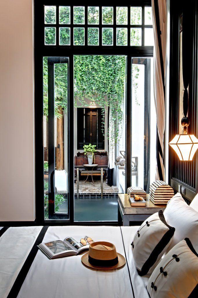 THE SIAM HOTEL. Bensley Design Studio