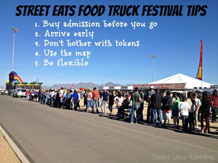 Food Truck Scottsdale Festival #ScottsdaleAZ